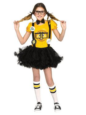 Nerd Costume For Children