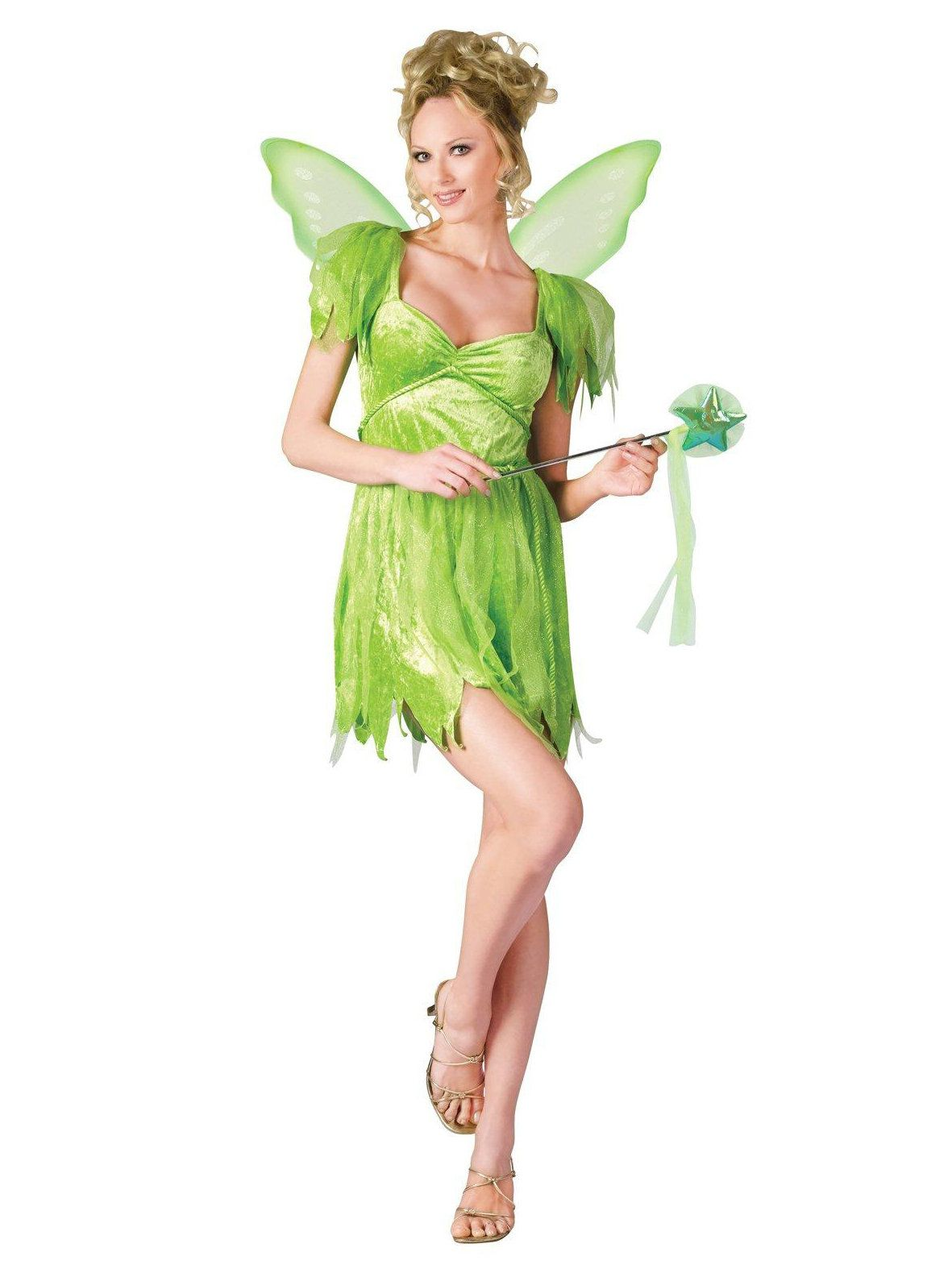 Adult Neverland Fairy Costume  sc 1 st  Wholesale Halloween Costumes & Adult Neverland Fairy Costume - Womens Costumes for 2018 | Wholesale ...