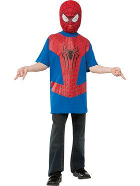 Amazing Spider-Man 2 Spider-Man T-Shirt Costume