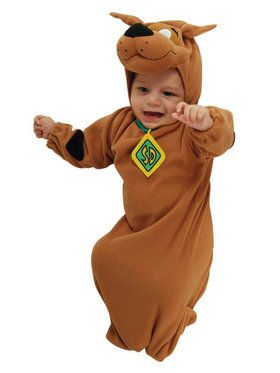 Newborn Scooby Doo Tm Costume