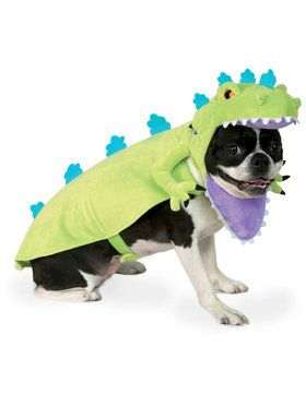 Nickelodeon Reptar Costume for Pets