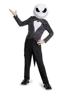 Nightmare Before Christmas Jack Classic Costume For Children