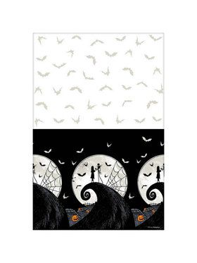 Nightmare Before Christmas Plastic Tablecover