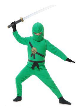 Child's Ninja Avenger Costume