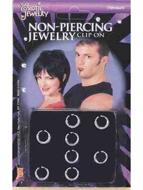 Non-Piercing Clip-On Jewelry