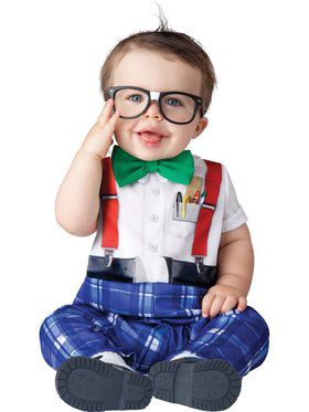 Nursery Nerd Costume Toddler