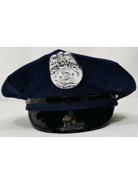 NYPD Police Officer Hat For Adults