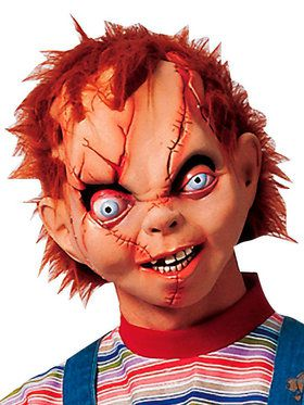 Official Chucky Mask