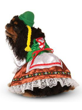 Pet Oktober Fest Sweety Costume