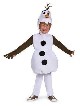 Classic Olaf Costume for Toddlers