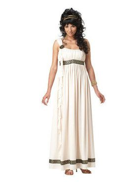 Olympic Goddess Adult Costume