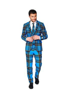 OppoSuits Braveheart Suit for Men