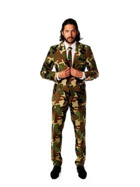 OppoSuits Commando Suit for Men