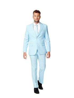 OppoSuits Cool Blue Suit for Men