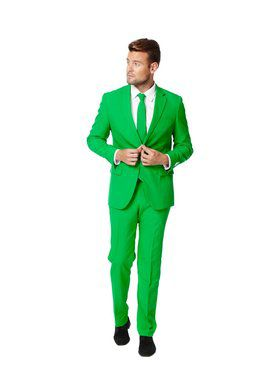 OppoSuits Evergreen Suit for Men