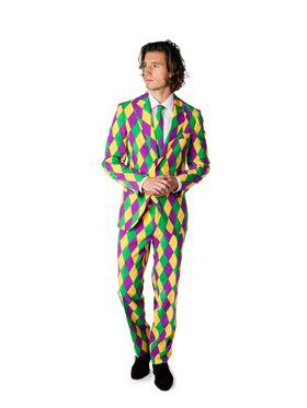 OppoSuits Harleking Suit for Men