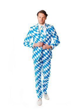 OppoSuits The Bavarian Suit for Men