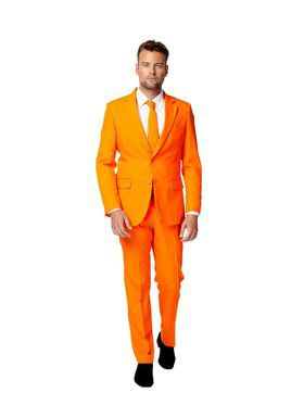 OppoSuits The Orange Suit for Men