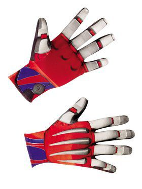 Optimus Prime Gloves for Men