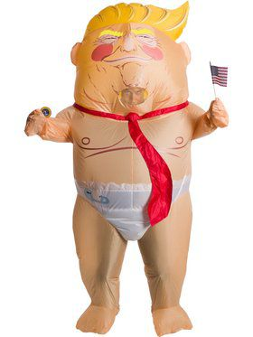 Big Ego Baby Costume
