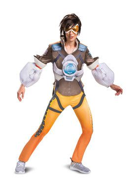Deluxe Womens Tracer Costume for Adults