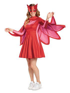 Owlette Classic Adult Costume