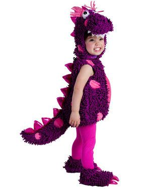 Toddler Paige the Dragon Costume