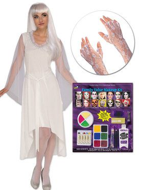 Greatest Showman Pale Twin Costume Kit