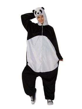 Panda Comfy Wear Adult Costume
