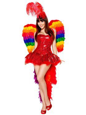 Parrot Playmate Deluxe Costume