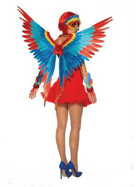 Parrot Adult Wings