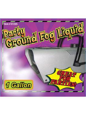 Party Ground Fog Liquid