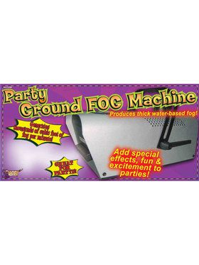 Party Ground Fog Machine