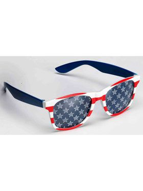 Patriotic Adult Sunglasses