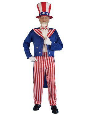 Patriotic Uncle Sam Costume