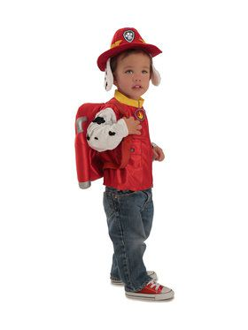 Paw Patrol Deluxe Marshall Costume Toddler