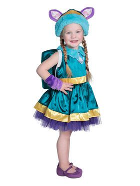Paw Patrol Everest Deluxe Costume Toddler
