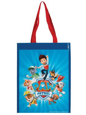 Paw Patrol Halloween Treat Canvas Bag