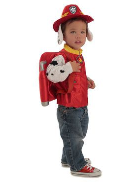 Paw Patrol Marshall Child Costume