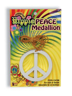 Peace Medallion Accessory