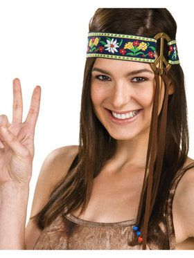 Peace Sign Headband