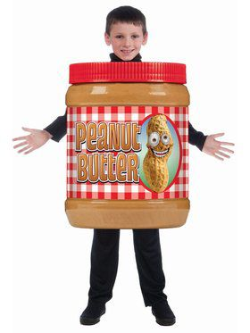 Peanut Butter One Size Costume