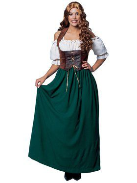 Peasant Lady Adult Costume