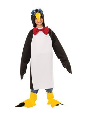 Penguin Lightweight Child Costume