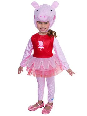 Peppa Pig Super Deluxe Tutu Costume Toddler