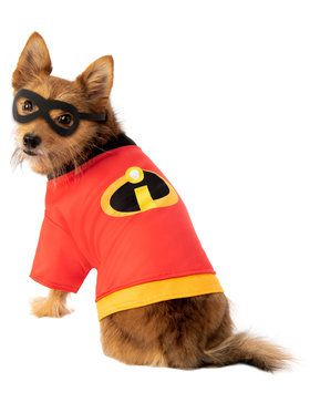 Pet Incredibles Accessory with Bonus T-Shirt