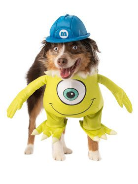 Pet Monsters Inc Mike Costume
