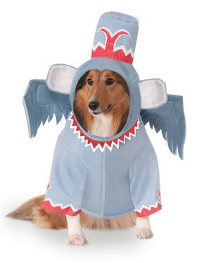 Pet Winged Monkey Costume
