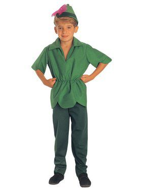 Peter Pan Child Costume