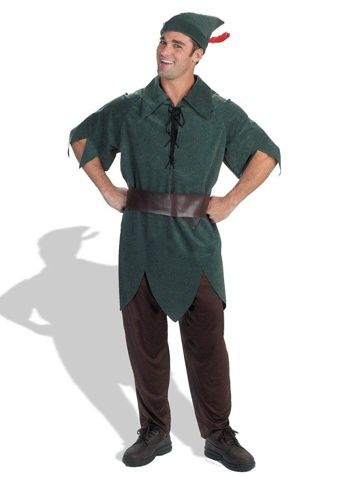 Peter Pan Disney Costume For Adults